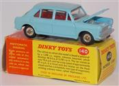 DINKY TOYS 140: MORRIS 1100, LIGHT BLUE
